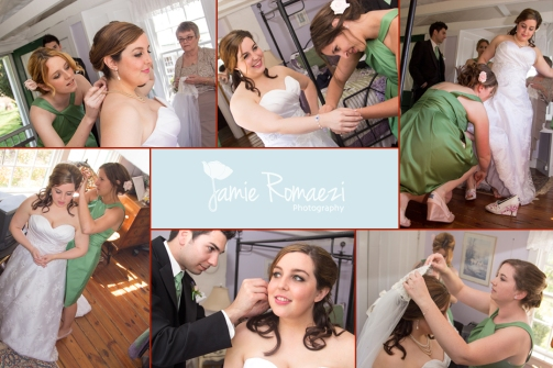 Terrill Wedding - Jamie Romaezi Photography