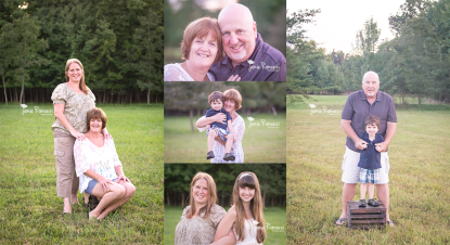 Crosbie Collage Sneak - Jamie Romaezi Photography, Northern VA - Family Photographer