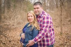 Jamie Romaezi, Northern Virginia Maternity Photographer