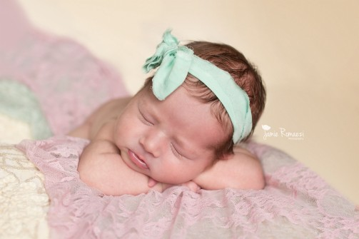 Jamie Romaezi Photography | Northern Virginia Newborn Photos