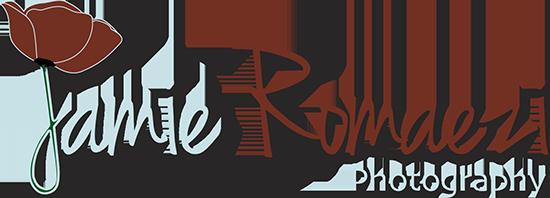 Jamie Romaezi Photography Logo