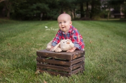 Jamie Romaezi Photography | Northern VA Baby Photographer