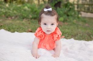 jamie romaezi 6 month old