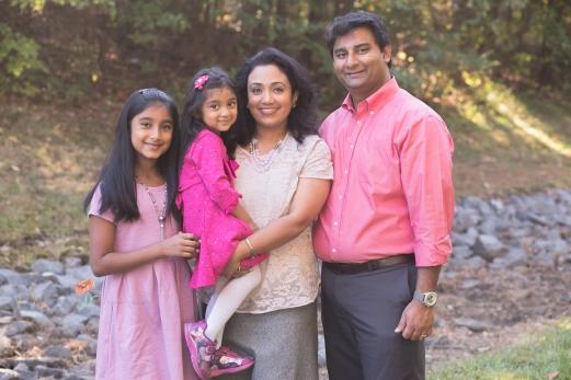 Nair Family sneak Jamie Romaezi Photography