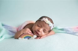 rainbow baby photographer sterling va