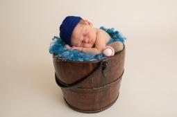 Baseball Baby Jamie Romaezi Photography