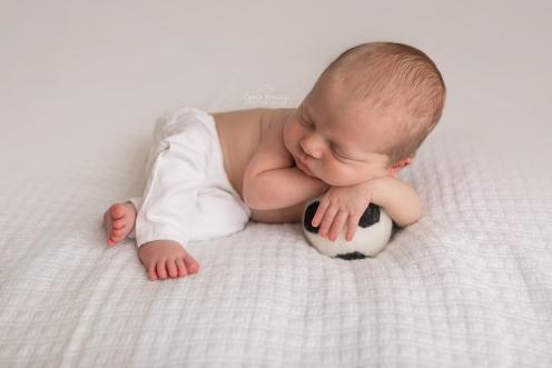 soccer baby sneak