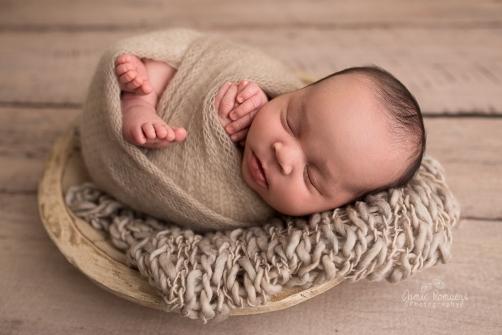 Jamie Romaezi, Adopted Newborn Portraits, Northern VA