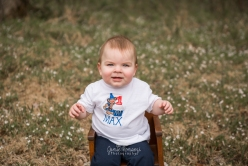 Outdoor First Birthday Photos, Sterling, VA