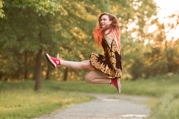 Jamie Romaezi Photography-Seniors -Irish Dancer