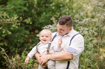 Daddy and me portraits, Jamie Romaezi Photography